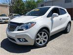 2014 Buick Encore Leather BIG CHROME WHEELS BACK UP CAMERA in St Catharines, Ontario