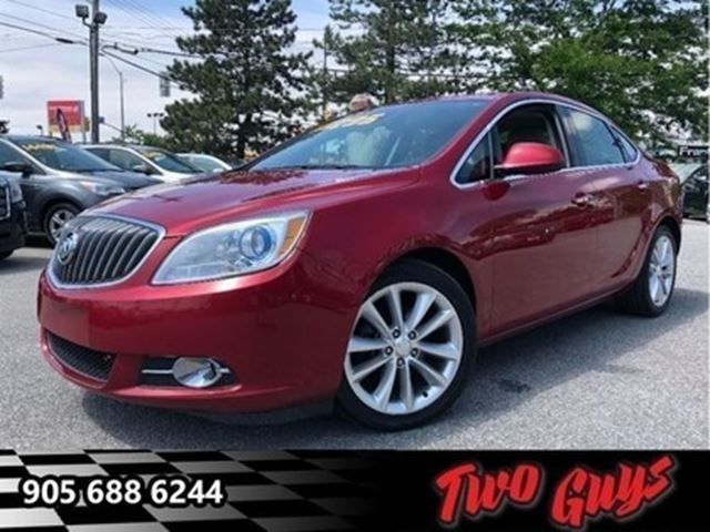 2014 BUICK VERANO MOONROOF LANE DEPARTURE SYSTEM in St Catharines, Ontario