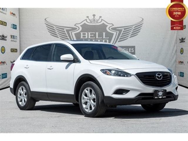 2013 MAZDA CX-9 GS BACK-UP CAMERA SUNROOF LEATHER BLUETOOTH in Toronto, Ontario