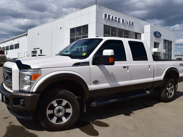 2016 FORD F-350  KING RANCH in Peace River, Alberta