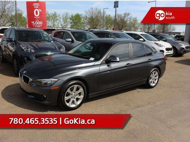 2014 BMW 3 SERIES 320 320i xDrive; AWD, LEATHER, HEATED SEATS in Edmonton, Alberta