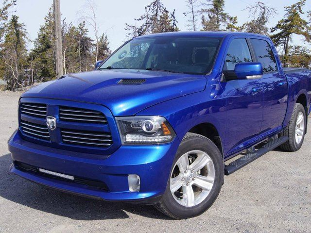 2014 DODGE RAM 1500 Sport in Yellowknife, Northwest Territories