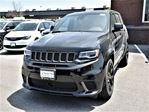 2018 Jeep Grand Cherokee TrackhawkPWR LIFTGATENAVPANO SUNROOF in Concord, Ontario