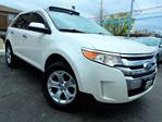 2011 Ford Edge SEL  NAVI  LEATHER  PANORAMIC ROOF  LOW KMS in Kitchener, Ontario