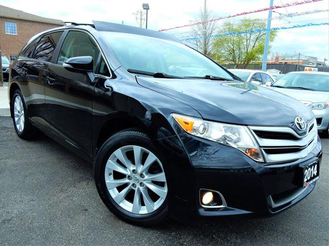 2014 TOYOTA Venza XLE AWD  PANORAMIC ROOF  LEATHER  BACK UP CAM in Kitchener, Ontario