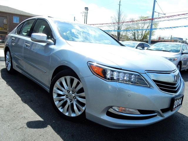 2014 ACURA RLX P-AWS ELITE PKG  NAVIGATION.CAMERA  LANE ASSIST in Kitchener, Ontario