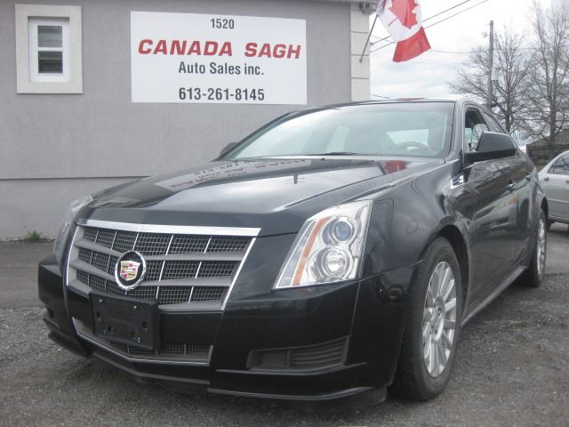 2010 CADILLAC CTS 2 SETS TIRES,ONLY 97 KM,NO ACC,, 12 M WRTY+SAFETY  in Ottawa, Ontario