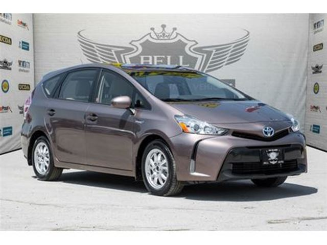 2015 TOYOTA Prius BACK UP CAMERA ~ TRACTION CONTROL ~ A/C in Toronto, Ontario