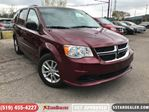 2017 Dodge Grand Caravan SXT   NAV   DVD   CAM   REAR AIR in London, Ontario