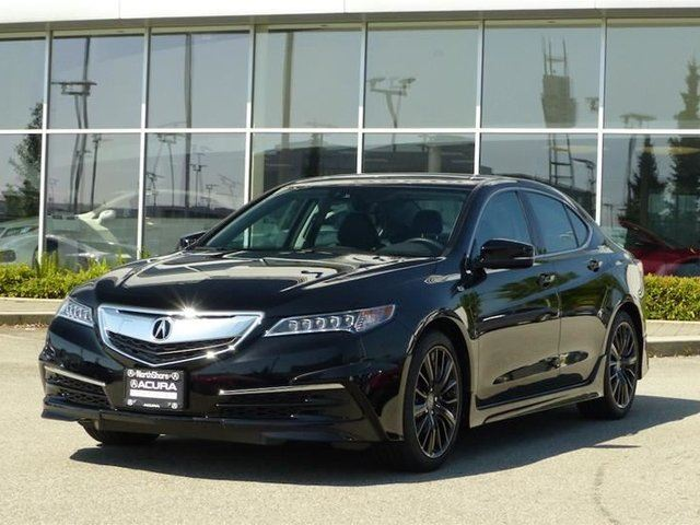 2017 Acura TLX 2.4L P-AWS w/Tech Pkg *A-Spec Package* in North Vancouver, British Columbia