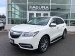 2015 Acura MDX Elite Package in Thunder Bay, Ontario