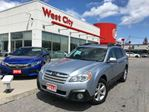 2014 Subaru Outback 2.5i LIMITED,LEATHER,SUNROOF! in Belleville, Ontario