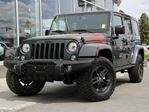 2017 Jeep Wrangler Unlimited Winter 4dr 4WD Sport Utility in Kamloops, British Columbia