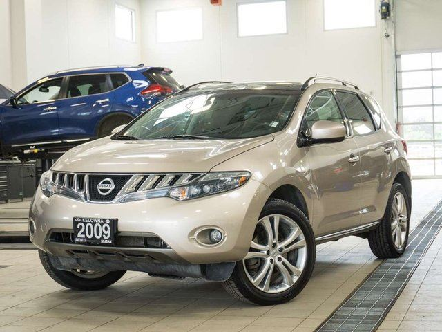 2009 NISSAN MURANO 3.5 LE AWD in Kelowna, British Columbia