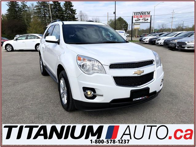 2013 CHEVROLET EQUINOX LT+AWD+Camera+Heated Power Seats+Remote Starter+XM in London, Ontario