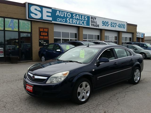 2007 SATURN AURA XE in Oakville, Ontario