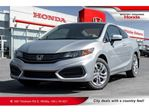 2015 Honda Civic LX   Automatic   Heated Front Seats, Bluetooth in Whitby, Ontario