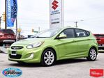 2012 Hyundai Accent SE ~Power Moonroof ~Alloy Wheels in Barrie, Ontario