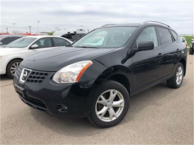 2009 NISSAN ROGUE SL in St Catharines, Ontario