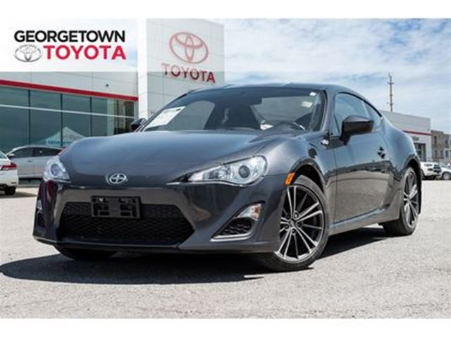 2016 SCION FR-S MANUAL BACK UP CAMERA CRUISE CONTROL in Georgetown, Ontario