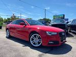 2015 Audi A5 2.0T Technik   NAV   LEATHER   ROOF   AWD in London, Ontario