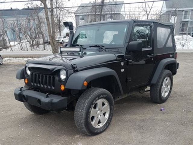 2012 JEEP WRANGLER Sport   4X4   CONVETIBLE in London, Ontario