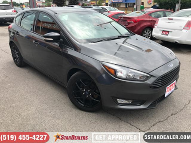 2016 FORD FOCUS SE   CAM   ONE OWNER   HEATED SEATS in London, Ontario
