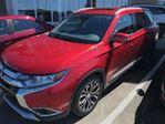 2016 Mitsubishi Outlander GT Leather, Power Seat, Power Tailgate in Thunder Bay, Ontario