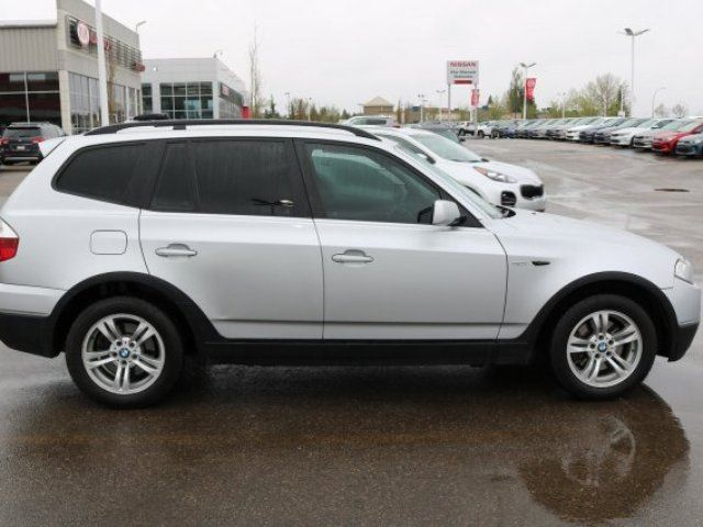 2007 BMW X3 AWD 3.0I Leather, Bluetooth, A/C, - Edmonton in Sherwood Park, Alberta