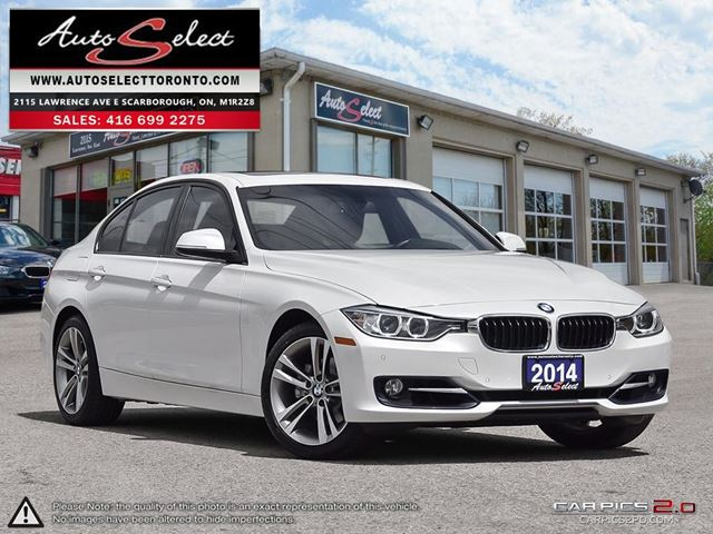 2014 BMW 3 SERIES 328 i xDrive AWD ONLY 83K! **SPORT PKG** TECHNOLOGY PKG** in Scarborough, Ontario