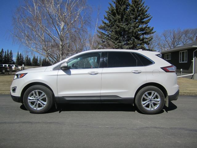 2016 FORD Edge SEL in Melfort, Saskatchewan