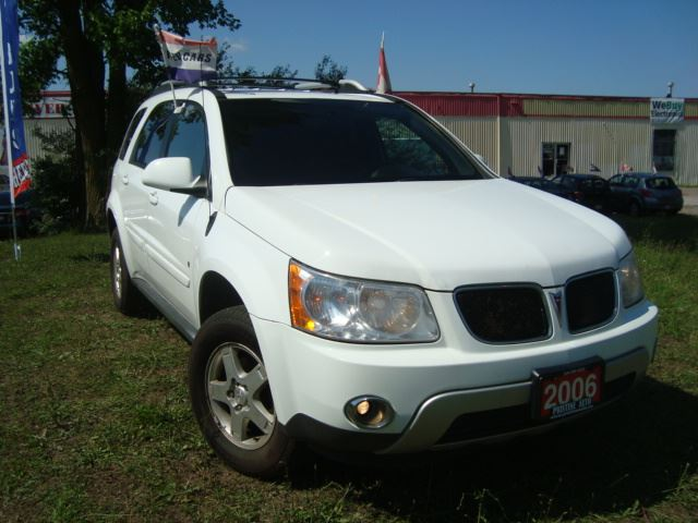 2006 PONTIAC TORRENT Sport Accident Free Sunroof in Cambridge, Ontario