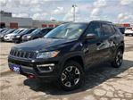 2017 Jeep Compass TRAILHAWK**4X4**SUNROOF**NAVIGATION**BLUETOOTH** in Mississauga, Ontario