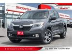 2018 Honda Ridgeline EX-L AWD   Automatic   Sunroof, Heated Front Seats in Whitby, Ontario