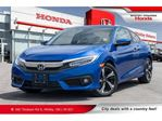 2017 Honda Civic Touring   Automatic   Navigation, Sunroof in Whitby, Ontario