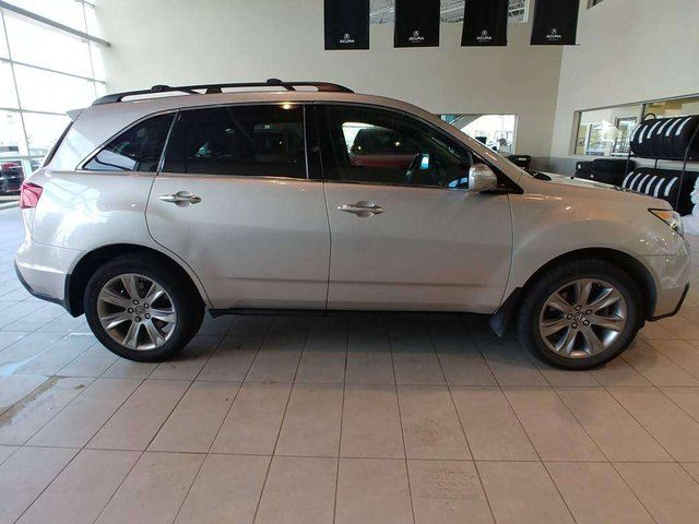 2013 ACURA MDX Elite - Heat+A/C Leather, DVD, Nav, B/U Cam + Sunroof! in Red Deer, Alberta