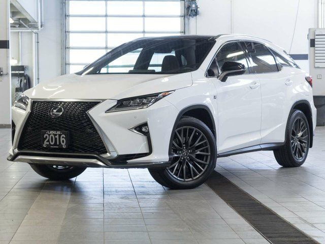 2016 LEXUS RX 350 F Sport Series 3 in Kelowna, British Columbia