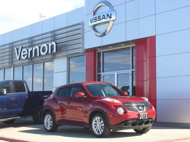 2013 NISSAN JUKE SV in Kelowna, British Columbia