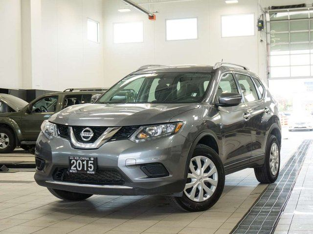 2015 NISSAN ROGUE S AWD in Kelowna, British Columbia