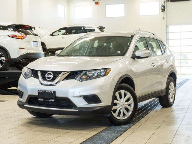2014 NISSAN ROGUE S AWD in Kelowna, British Columbia