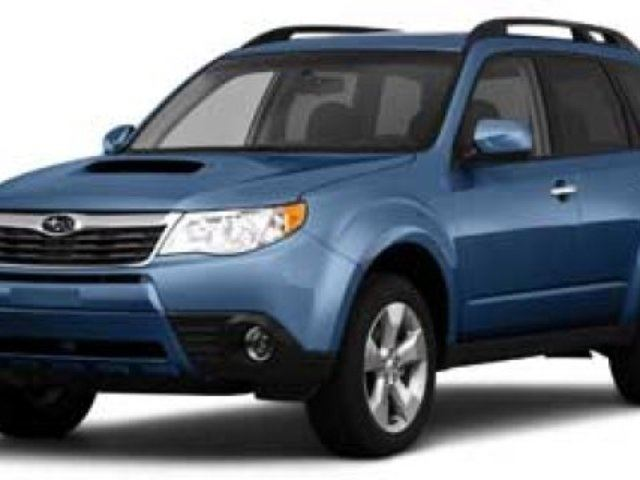 2010 SUBARU FORESTER AWD LIMITED Accident Free, Leather, Heated Seats, Sunroof, A/C, - Edmonton in Sherwood Park, Alberta