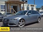 2010 Audi A4 2.0T AVANT PANO ROOF XENONS CLIMATE CTRL in Ottawa, Ontario