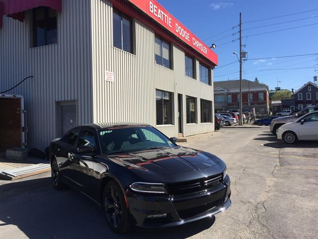 2017 Dodge Charger Rally BLUETOOTH/ SAFETY GROUP/ SUNROOF in Brockville, Ontario