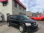 2017 Dodge Grand Caravan Crew LEATHER/ NAV/ POWER DOORS in Brockville, Ontario