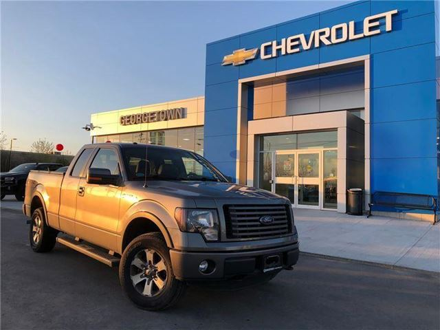 2012 FORD F-150 FX4 FX4 *HEATED/COOLED SEATS* in Georgetown, Ontario