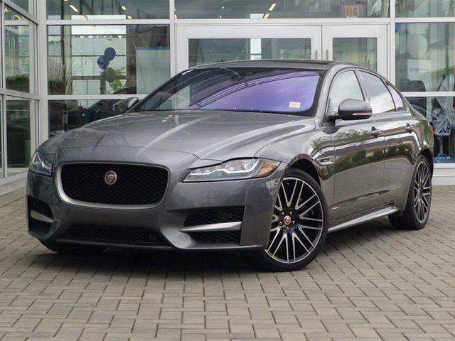 2016 JAGUAR XF 3.0L AWD R-Sport in Vancouver, British Columbia