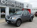 2018 Nissan Frontier PRO-4X with LEATHER PKG  in Collingwood, Ontario