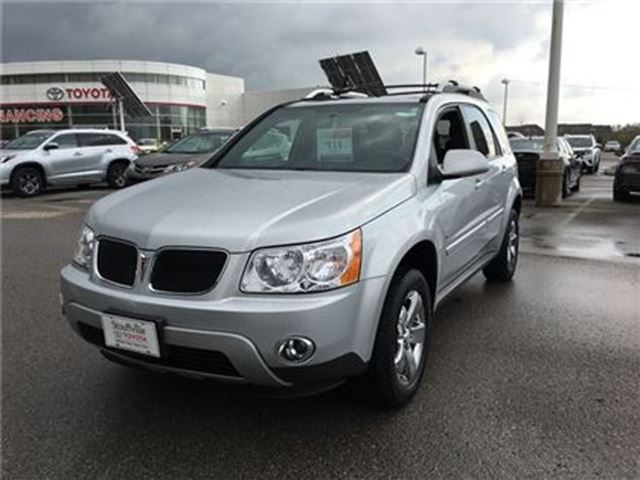 2009 PONTIAC TORRENT *SALE PENDING*Team Canada Edition - No Accidents in Stouffville, Ontario