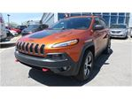 2015 Jeep Cherokee Trailhawk in Trois-Rivieres, Quebec