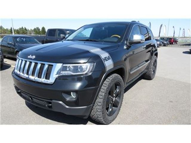 2012 Jeep Grand Cherokee Overland *TOUT ÉQUIPÉ* in Trois-Rivieres, Quebec